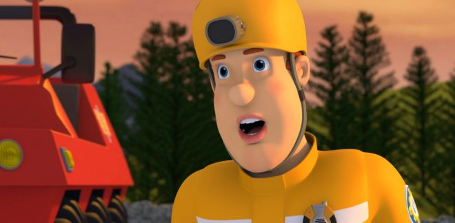 Lets find Tom! - Fireman Sam