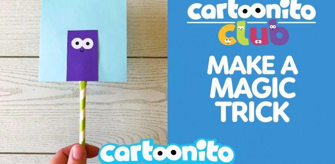 How to make a magic cube - Cartoonito Club