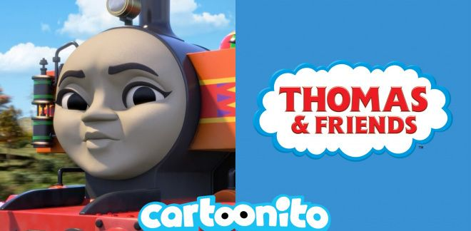 Reading Numbers - Thomas & Friends