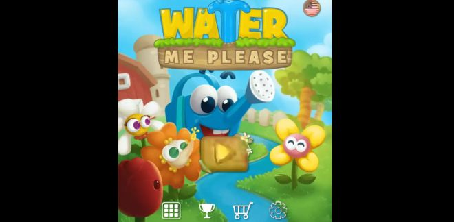 Game Cartoonito - Water Me Please!