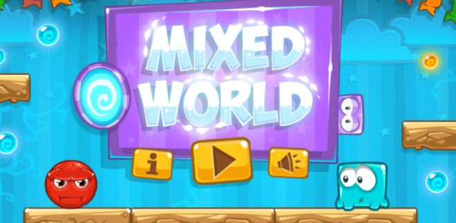 Game Cartoonito - Mixed World