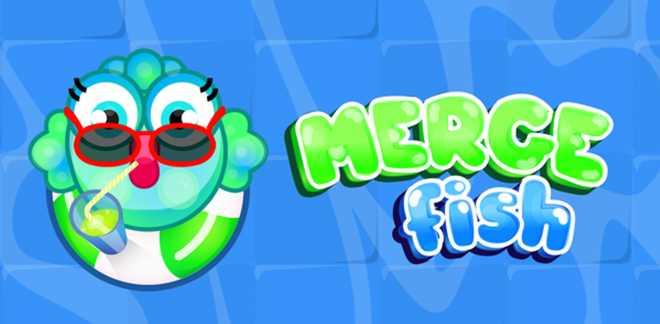Game Cartoonito - Merge Fish
