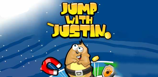 Game Cartoonito - Salta con Justin