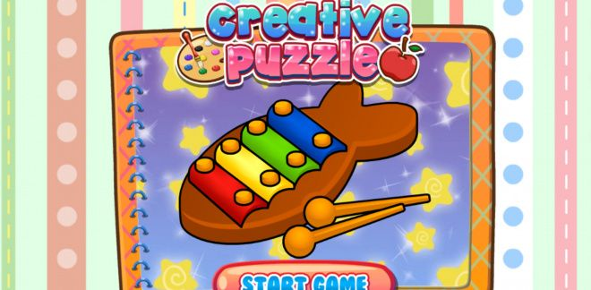 Game Cartoonito - Creative Puzzle