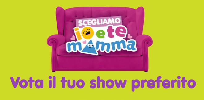 Vota il tuo show preferito!