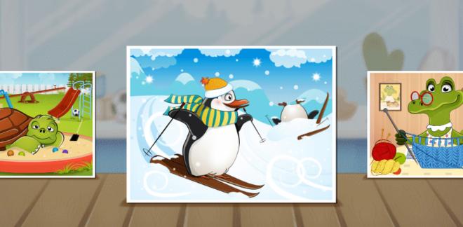 Un divertente gioco adatto a divertire grandi e piccoli! Scegli la difficoltà e ricrea le immagini unendo i pezzi del puzzle!
