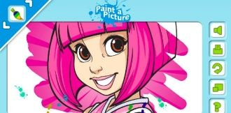 LazyTown | Play games and watch videos | Cartoonito