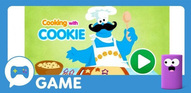 Cooking With Cookie - Sesame Street