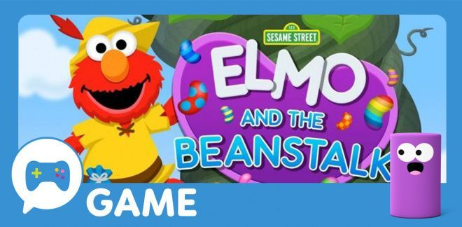 Elmo and the Beanstalk