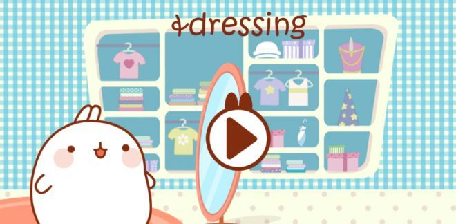 Dressing - Molang