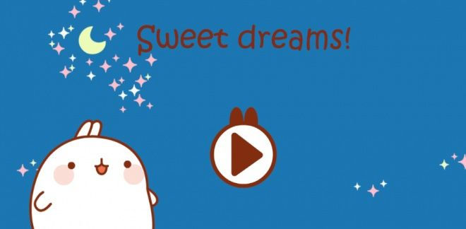 Sweet Dreams - Molang