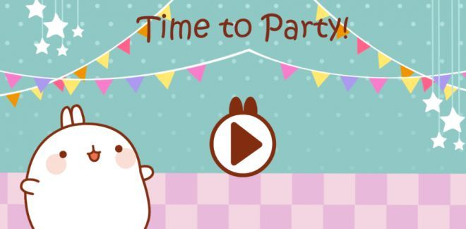 Time to Party - Molang