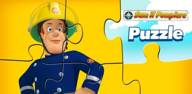 Il puzzle di Sam il pompiere - Sam il pompiere