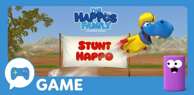 Stunt Happo - The Happos Family