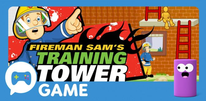 Training Tower - Fireman Sam