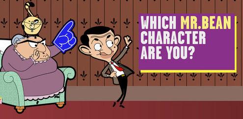 cartoon character mr