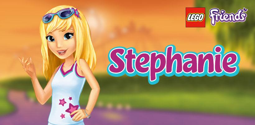 Have you met Stephanie?
