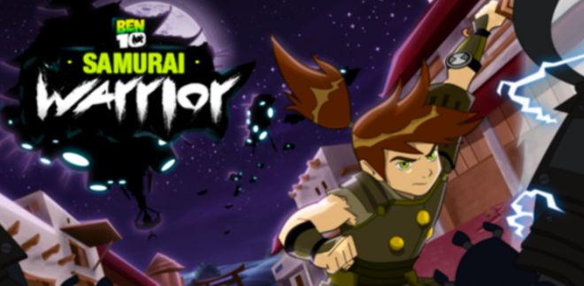 Samuari Warrior - Ben 10